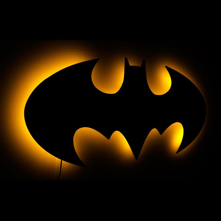 Batman Wall Light Diy : Best 25+ Batman logo ideas on Pinterest Batman tattoo, Liu logo and Batman font