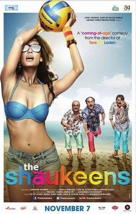 The Shaukeens trailer, starrer, Anupam Kher, Annu Kapoor and Piyush Mishra with Akshay Kumar and Lisa Haydon. The Shaukeens is directed by Abhishek Sharma.