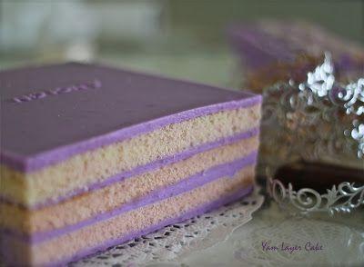 Helena's Kitchen: Yam Layer Cake