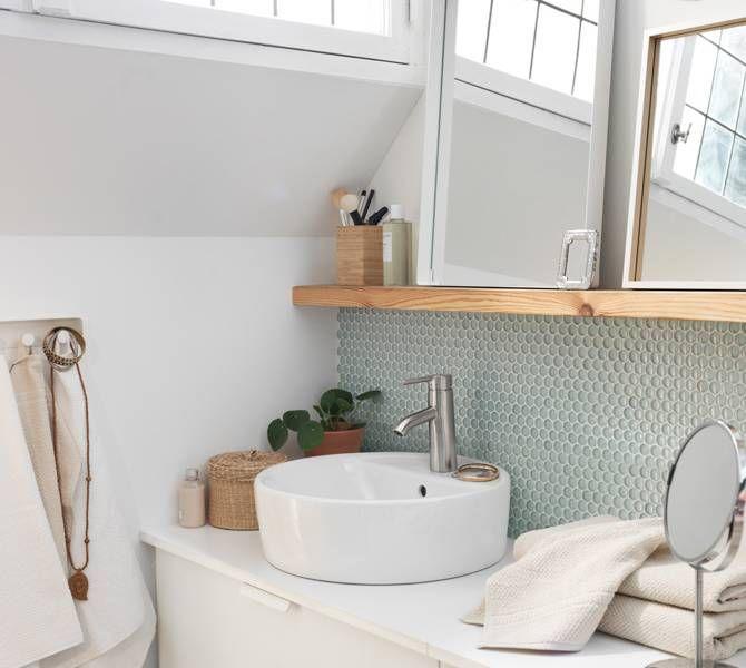Die besten 25+ Ikea Badezimmerideen Ideen auf Pinterest ikea Bad - hochglanz kuchen badmobel mobalpa