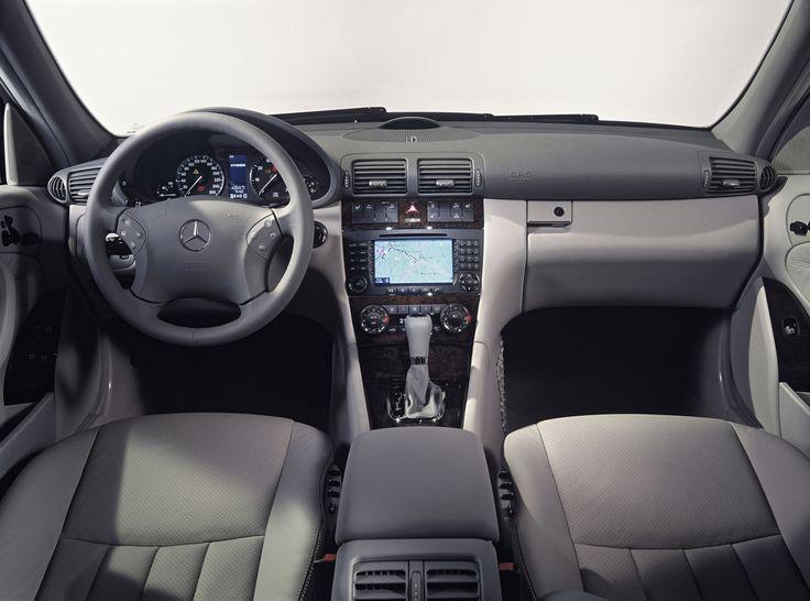 2000 Mercedes C320