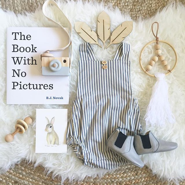 Love this romper for a boy or girl  Can't wait to pop it on Ivy with a long sleeve top, some knee high socks and a cute hair bow! Dressing toddlers is so much fun!! #peacesigndreamer