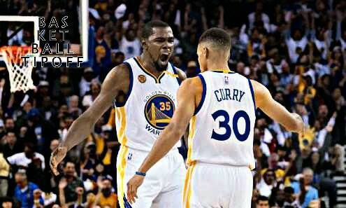 The Golden State Warriors swept the Portland Trailblazers w/ the score of 128-103 Stephen Curry almost had a triple double w/ only 3 quarters played: 37pts 8ast. 7reb. -MrMoves