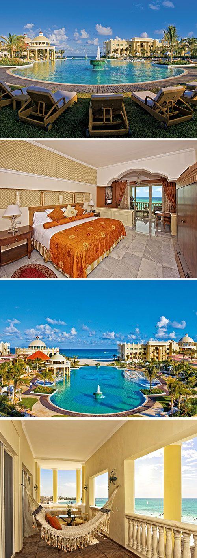 We trappen deze maandagmorgen af met het 5-sterren Iberostar Grand Hotel Paraiso in Mexico! Dit super-de-luxe, 24-uurs all inclusive, adults only hotel in Playa Paraíso beschikt over alle faciliteiten voor een ontspannen vakantie. Het is dat zes sterren geven niet mogelijk is, anders had dit hotel ze zeker verdiend.
