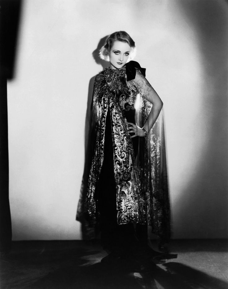 Carole Lombard | late 1920's publicity photo | Vintage-Stars | Flickr