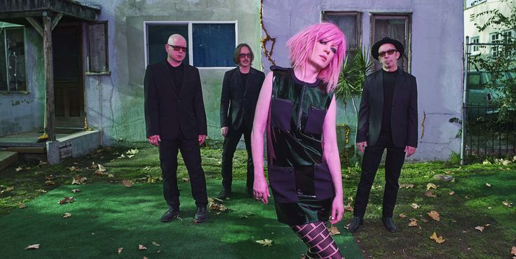 """Garbage Singer Shirley Manson: """"You Must Engineer Your Own Happiness"""""""