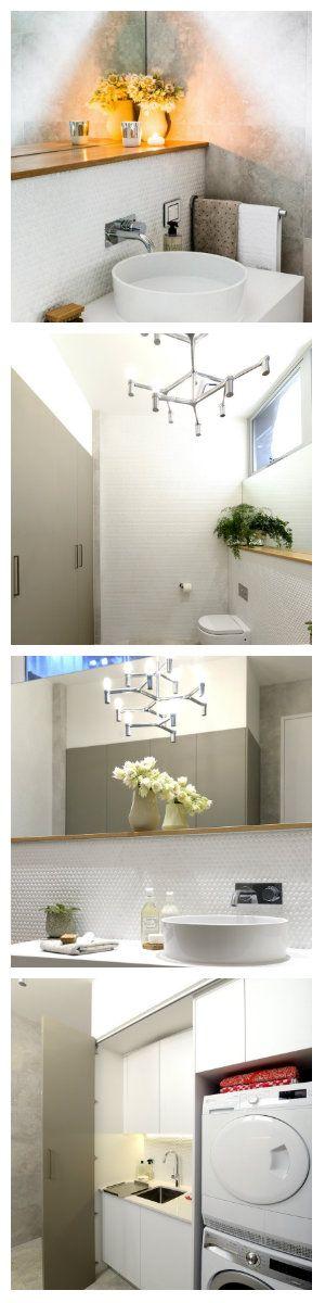 Оригинальный светильник во главе яркого светового представления белоснежной ванной комнаты - отличное решение от дизайнеров получивших премию в 20 000 долларов за свою работу. Игра светодиодных огней создает ощущение уюта и комфорта. Мягкие блики желтоватых оттенков, сливаются с центральным светом от основного источника, наполняя ванную комнату, визуально увеличивая ее и подчеркивая отдельные детали. Идеальное led освещение для ванной выглядит именно так.