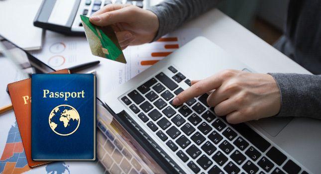 кредитную карту оформить онлайн по паспорту