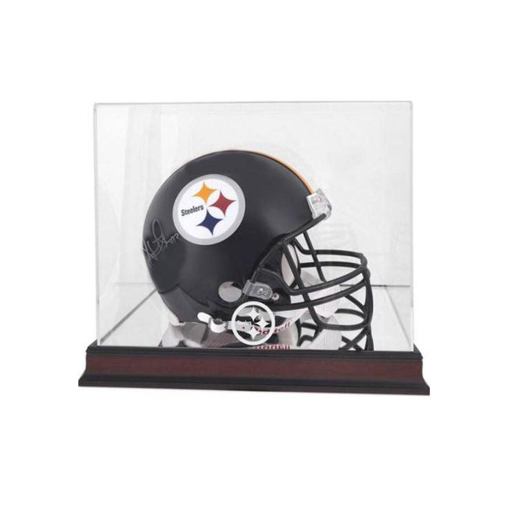 Troy Polamalu Pittsburgh Steelers Autographed Full Size NFL Helmet