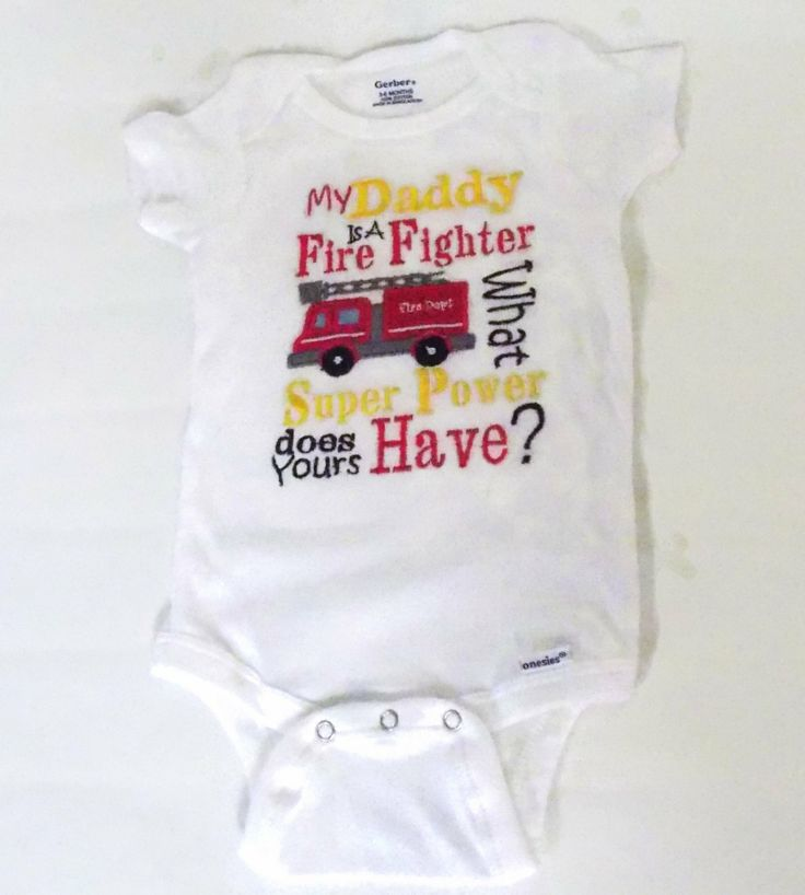 Firefighter baby gift set embroidered reversible by SewNerdyGifts, $32.00