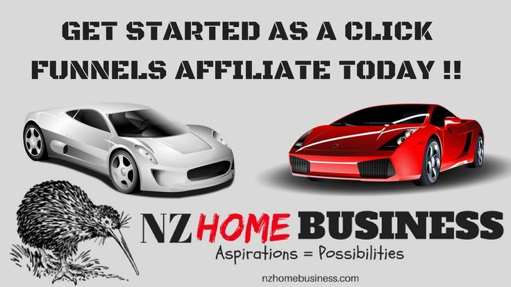 GET STARTED AS A CLICK FUNNELS AFFILIATE TODAY !!