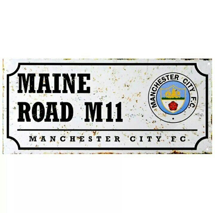 Maine Road M11 Manchester City F.C.