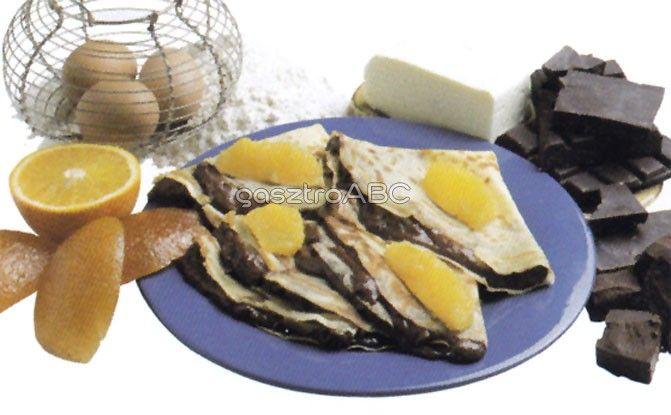 Palacsinta csokoládéhabbal | Receptek | gasztroABC
