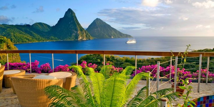 Explore The Beauty Of Caribbean: 1000+ Ideas About Jade Mountain St Lucia On Pinterest