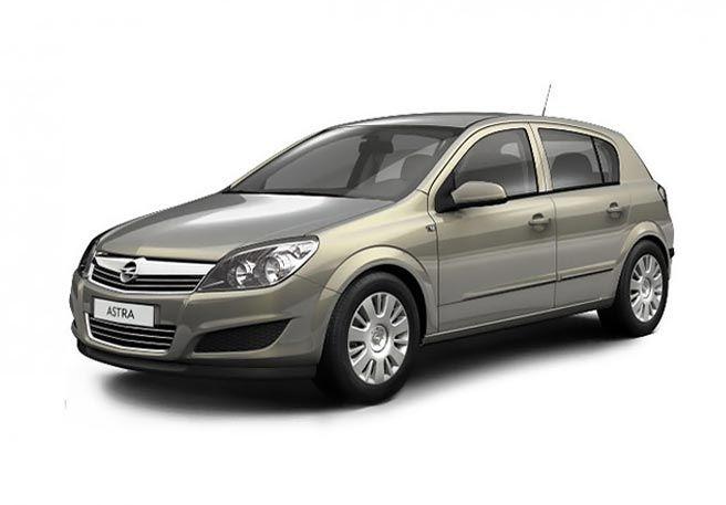 Opel Astra - Inchirieri Auto Sibiu