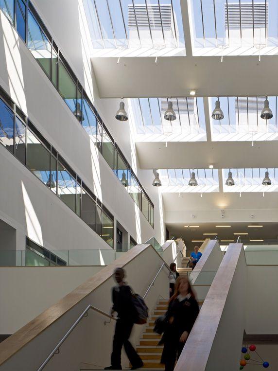 2013 RIBA Awards Winner - using Vitral Roof Glazing