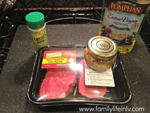 3 Ingredient Summer Steak Recipe! | Our Knight Life