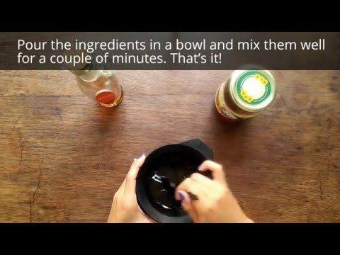 DIY Homemade Honey Hair Conditioner for Beautiful Thick Hair - YouTube   lv.   Pinterest   DIY, Homemade and Honey hair