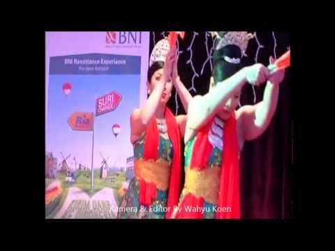 Tari Kaca Kaca  INA Dance  Indonesian Women's Forum Event 2015  By Wahyu