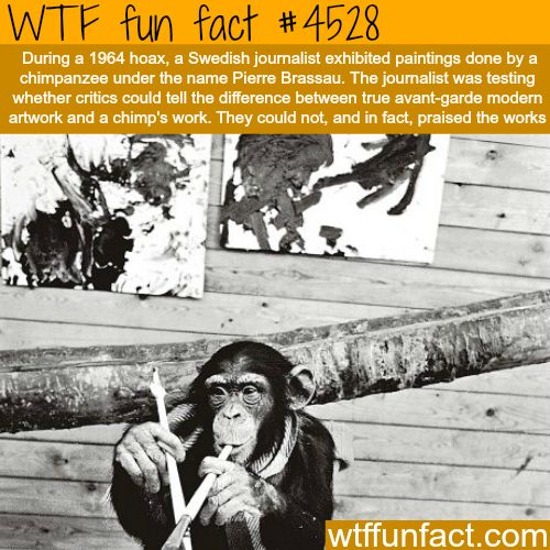 why modern art is shit wtf fun facts | Good To Know | Weird facts