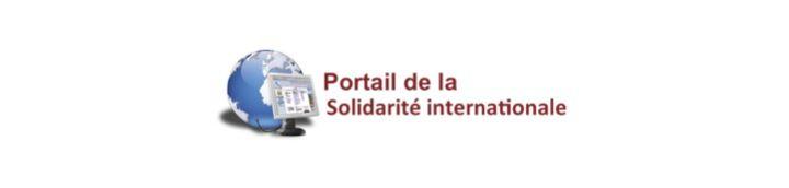 Portail de la Solidarité Internationale, le point de ralliement des associations de solidarité internationale !