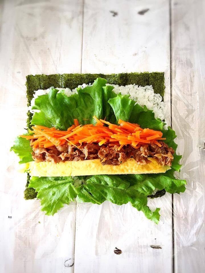 激ウマ!プルコギビーフで簡単キンパ!スタミナ満点でお弁当にも最適!|LIMIA (リミア)