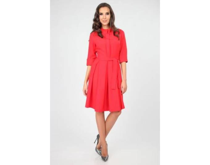 Carla by Rozarancio ¾-Kleid Rot Jetzt bestellen unter: https://mode.ladendirekt.de/damen/bekleidung/kleider/sonstige-kleider/?uid=55baa6f7-b207-5bf4-a5c5-2d61d20940bc&utm_source=pinterest&utm_medium=pin&utm_campaign=boards #sonstigekleider #kleider #bekleidung