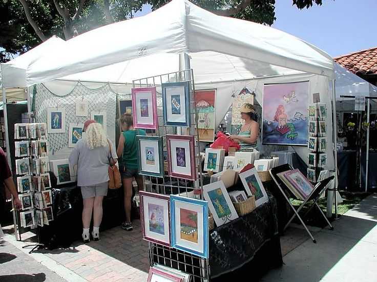 arts and crafts display ideas outdoor show display panels san clemente show 5890