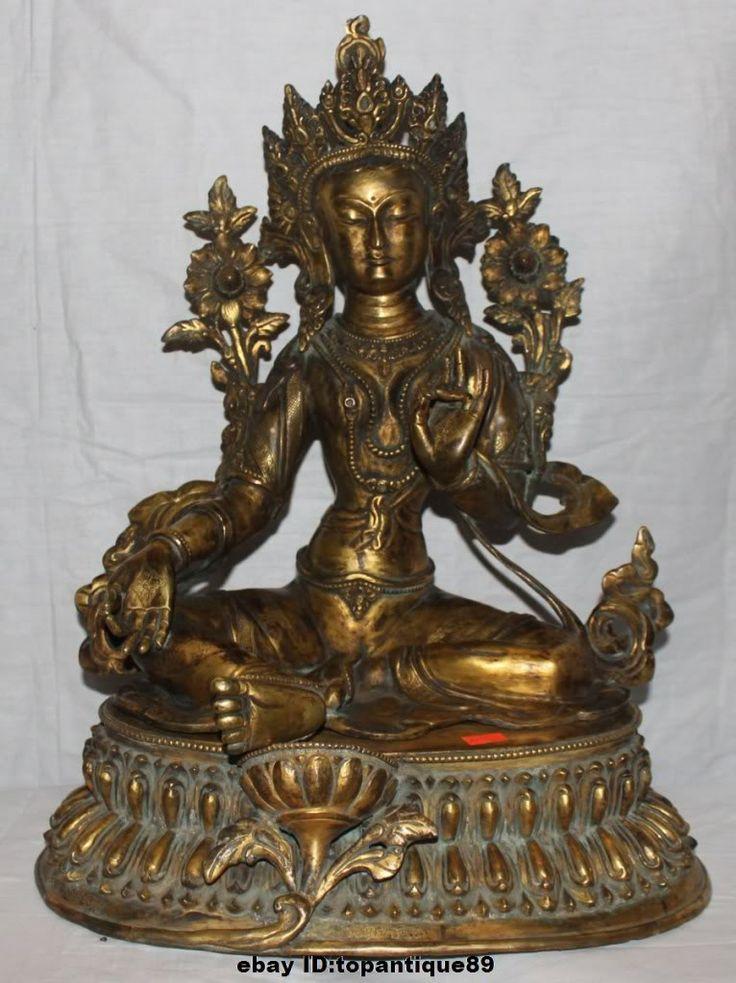 Tibetan Buddhist Goddess WhiteTara