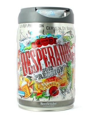 Fût 5L Desperados - Beertender