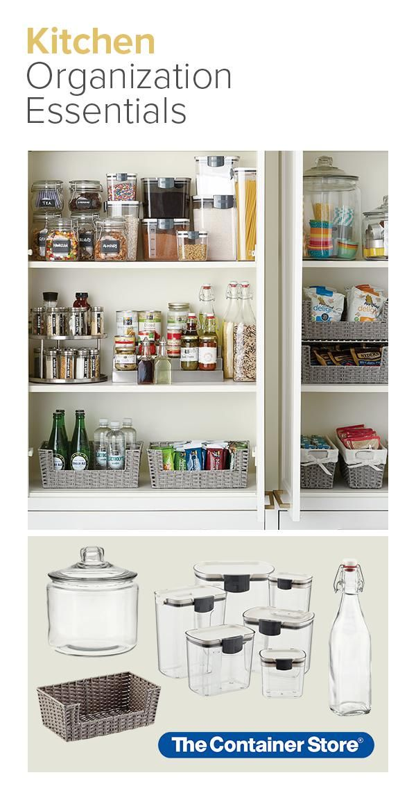 Is There Anything More Satisfying Than A Beautifully Organized Kitchen Kitchen Organization Interior Design Kitchen Contemporary Interior Design Kitchen Small