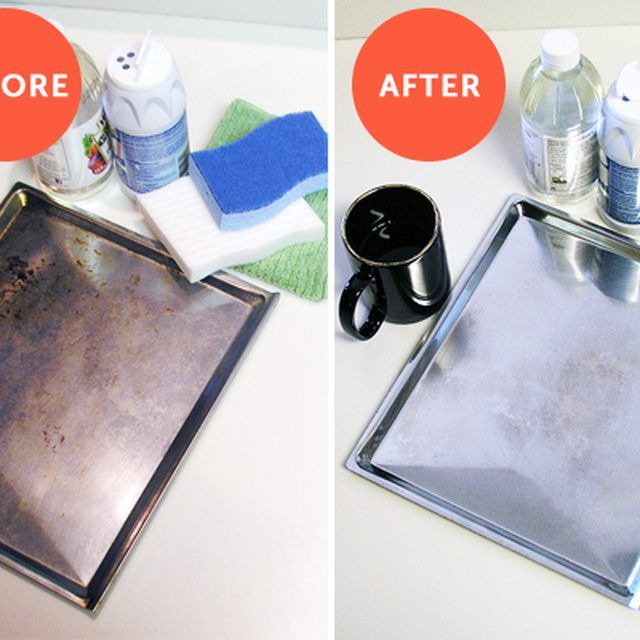 How to Remove Stains on Bakeware
