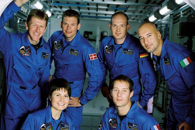 Das Europäische Astronautenkorps
