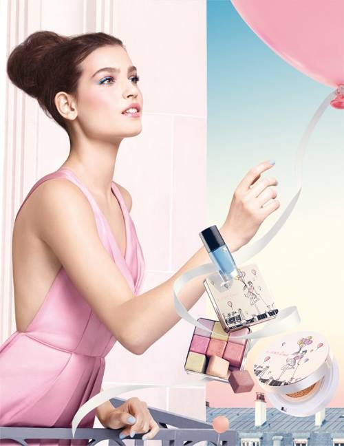 Lancome Spring 2016 Makeup Collection – Beauty Trends and Latest Makeup Collections | Chic Profile