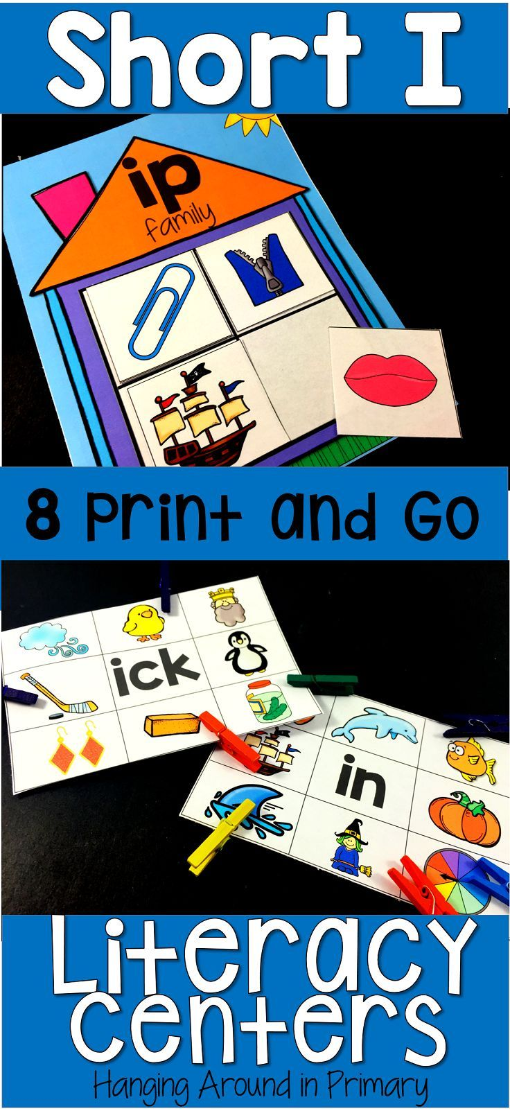 Worksheet Rhyming Words With Around 1000 images about primary literacy word work on pinterest anchor charts long vowels and families