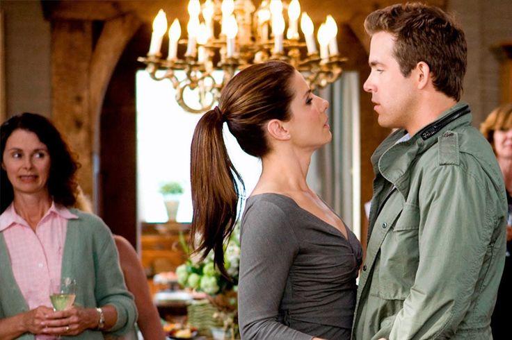 A Proposta, com Ryan Renolds e Sandra Bullock.