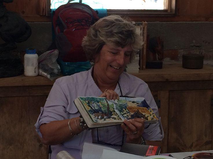 Helen shares her travel journal for inspiration.
