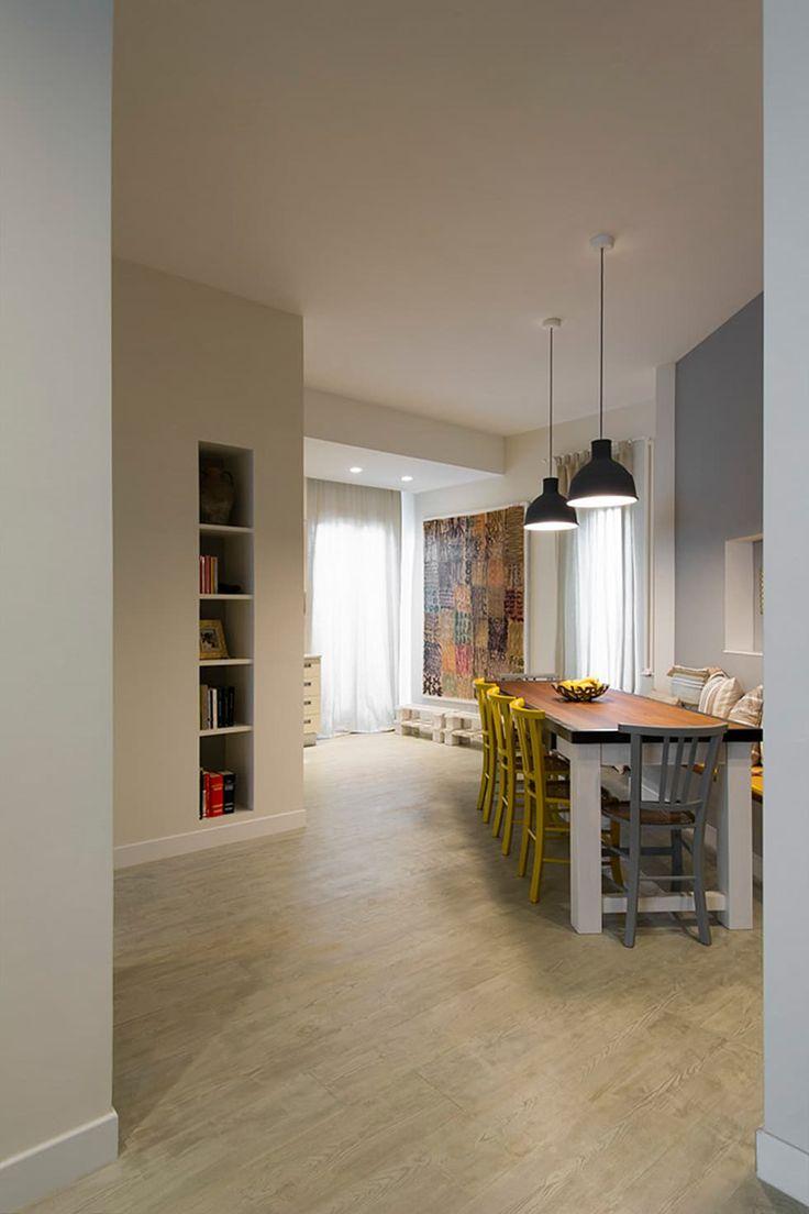 Appartamento al Gazometro: Cucina in stile in stile Industriale di Archifacturing
