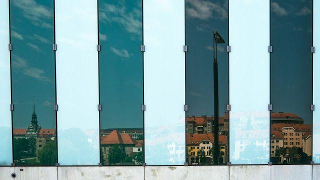 Leci Laszlo photo: Reflexions - Maribor, Slovenia