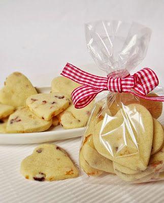 Citromhab: Aszalt gyümölcsös keksz
