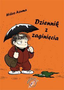 """""""Dziennik z zaginięcia"""" - Hideo Azuma Znakomity komiks, manga dla dorosłych. Wydawnictwo Hanami."""