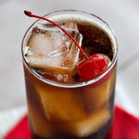 Jack's Vanilla Coke - Jack Daniel's Tennessee Whiskey, vanilla extract and Coca-Cola!