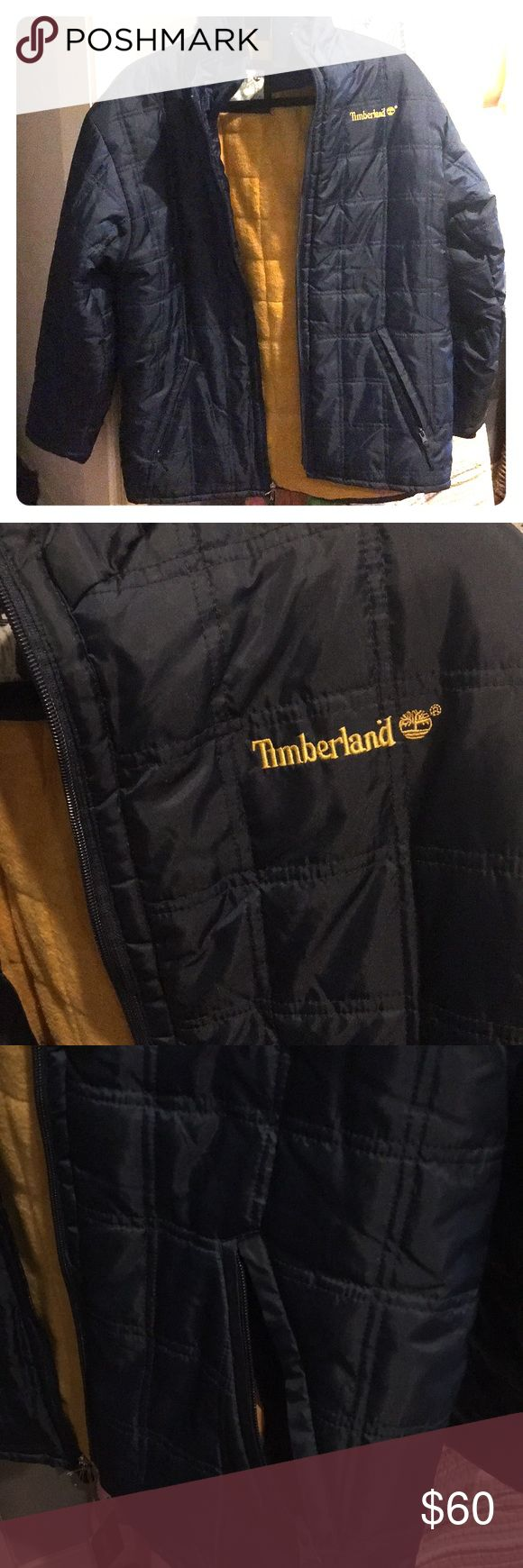 Timberland Jacket Timberland Jacket NWT SIZE XL (20) boys and in a women's size I would say a medium. Timberland Jackets & Coats