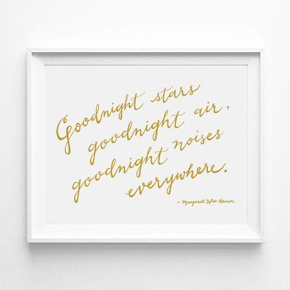 Goodnight Moon Goodnight Stars Goodnight Air Goodnight by annasee