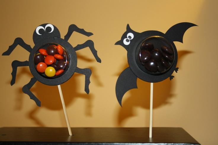 Halloween Sweet Treat Cups