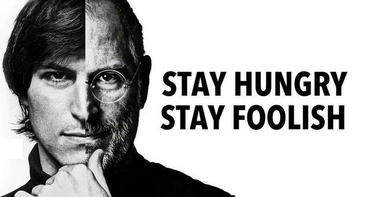 Lima Pelajaran Hidup Penting dari Steve Jobs Kepada Mahasiswa