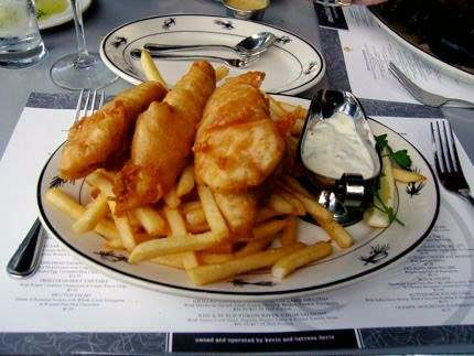 9 best simply delicious images on pinterest seattle for Best fish and chips in seattle
