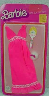 I had this.  Mattel Barbie Best Buy Fashion - 1976
