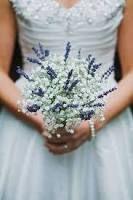 Image result for lavender bridal bouquet