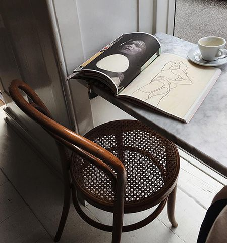 Malin Carlsson #atpatelier #atpatelierweekends #coffee #café #magazine